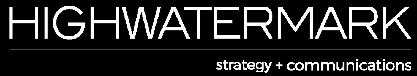 Highwatermark Strategy & Communications